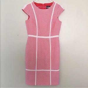 Adrianna Papell Shift Dress sz 6